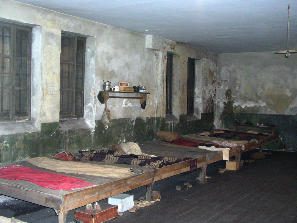 Banjica Concentration Camp Museum - the memorial room