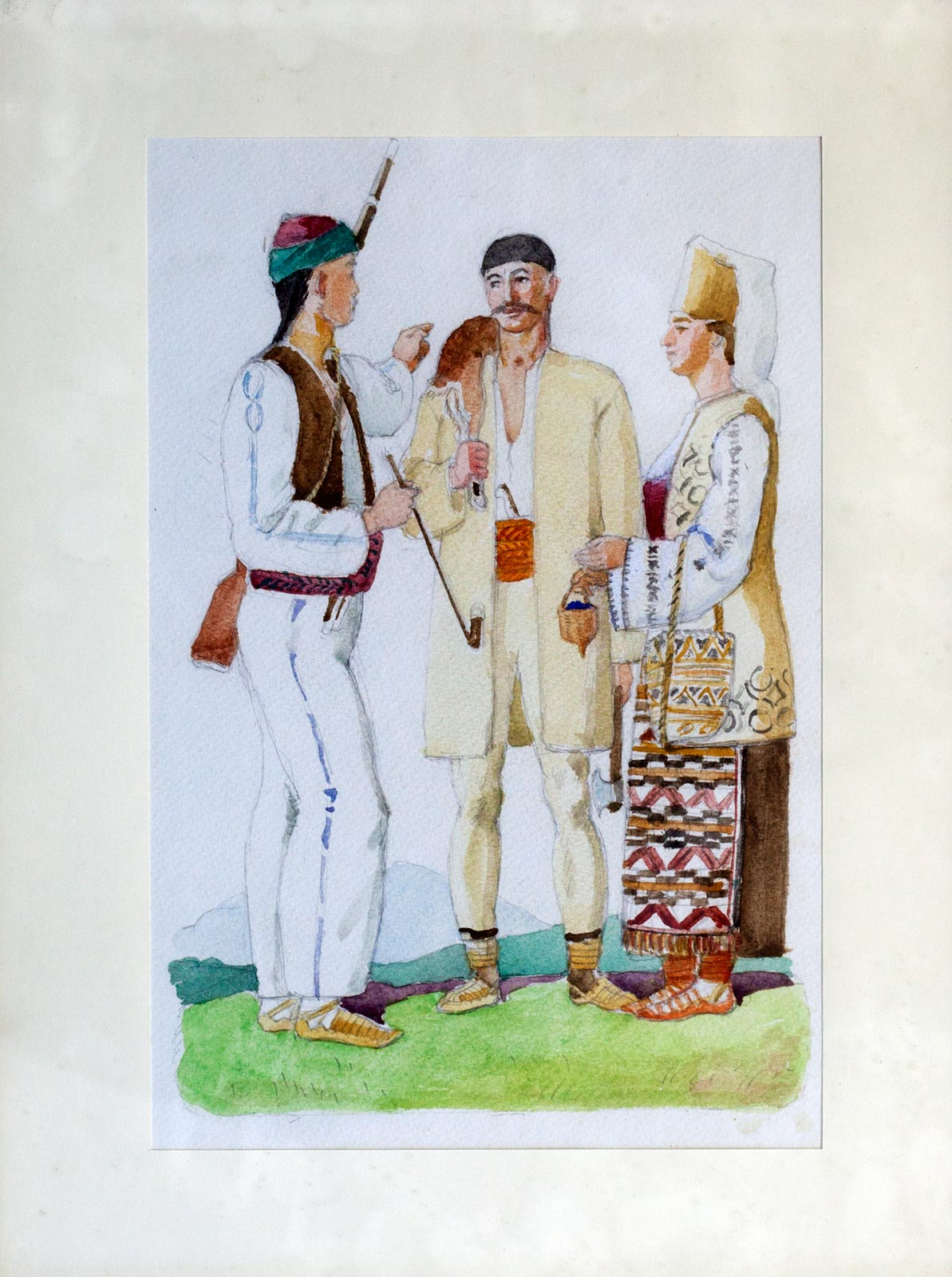 Peasants from Podunavlje