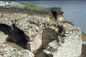 Well-preserved, representative underground early Christian structure – a crypt, Diana